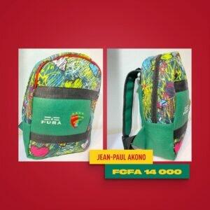 sac à dos Jean Paul Akono